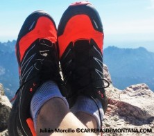 The North face ultra MT zapatillas trail running fotos Carrerasdemontana (9)