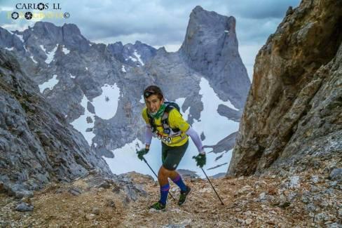 Travesera Picos Europa manuel merillas foto Carlos Llerandi