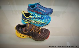 La Sportiva trail running zapatillas 2016