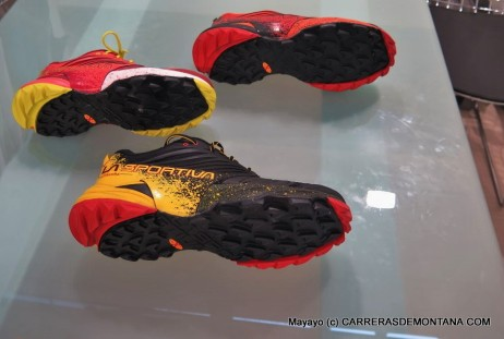 La Sportiva trail running Akhasa hombre y mujer