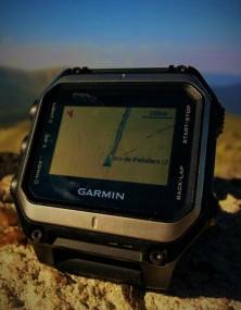 Garmin Epix reloj gps running y montaña