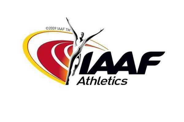 IAAF federación internacional atletismo logo