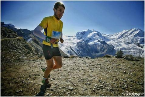 Manuel Merillas en Matterhorn Ultraks