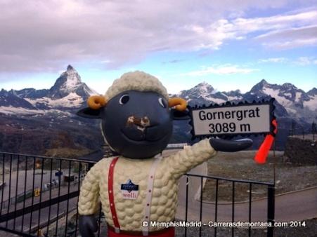Matterhorn UltrakS. Techo de carrera 3.300m