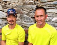 Tito parra e Imanol Aleson entrevistados por Mayayo en Valls d Aneu 2
