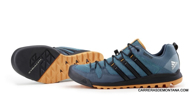 Adidas Trail terrex solo