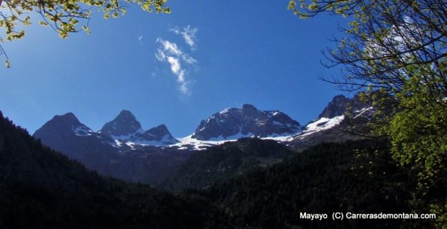 Pirineo Aragonés: Paisajes del Valle de Tena.