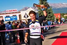 Leadville 100 Millas 2010 con Ferrino Eiger.