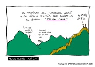 Trail running humor con CARRERASDEMONTANA.CON