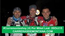 #Corremonteshoy por Mikel Leal Cap4
