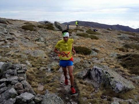 Antonio Alcalde, bicampeón Cross Cuerda Larga 2014-15. Foto: Antonio Alcalde.
