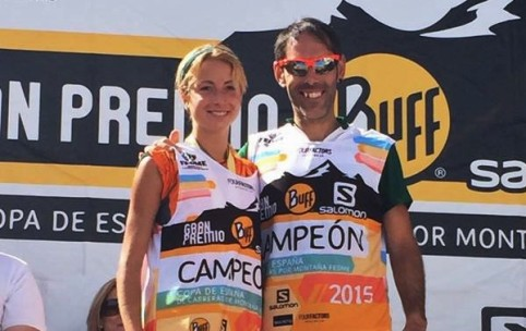 ivan ortiz y paula cabrerizo campeones copa españa carreras por montaña fedme 2015 (2)