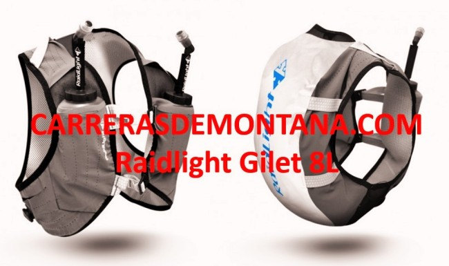 Raidlight Gilet 8L