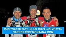 #Corremonteshoy por Mikel Leal Cap5
