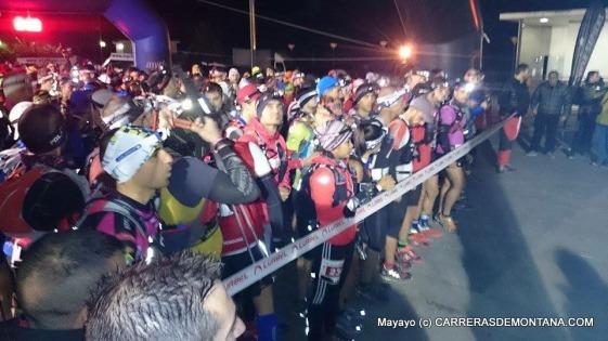 Desafío Lurbel Aitana 2015: Salida 80-120k 6AM