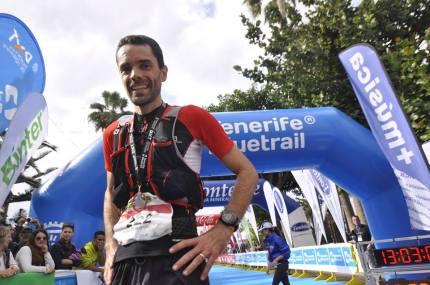fotos tenerife blue trail 2015. organizacion carlos pascual campeon ultra 100km