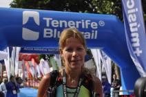 fotos tenerife blue trail 2015. organizacion silvia perez campeona maraton 43km