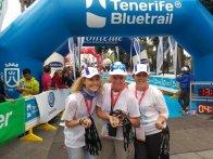 Tenerife Blue trail 2015: Los Voluntarios. Sin ellos, nada. Foto: Org.