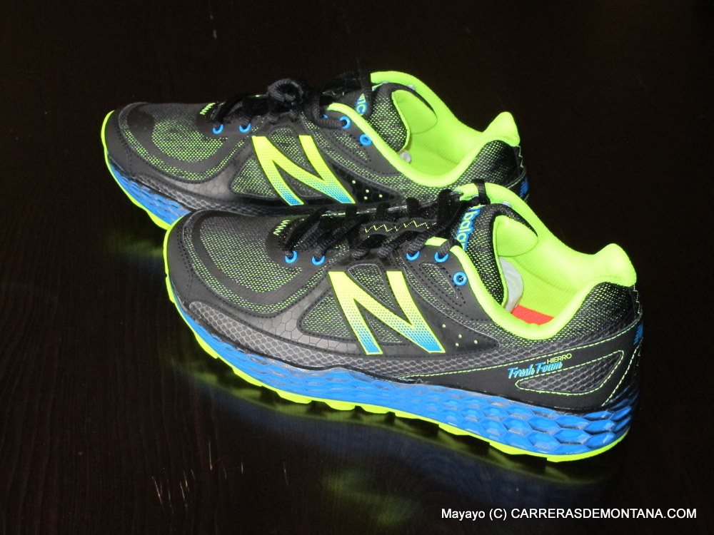new balance fresh foam 980 trail opiniones