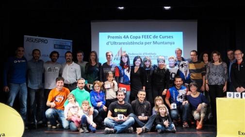 Premios FEEC 2015 Carreras Ultra Resistencia.