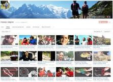 Video trail running en MoxigenoTV. Suscríbete para verlos el primero.