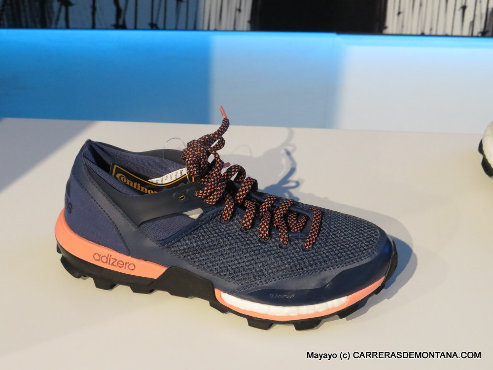 zapatillas adidas trail running 2016