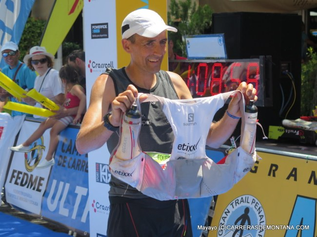 Miguel Heras: Campeón España Ultras FEDME 2014 y 2015