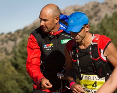 Miguel Torres director carrera Ultra Sierra Nevada