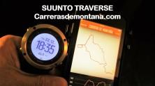 Suunto Traverse por Carrerasdemontana.com