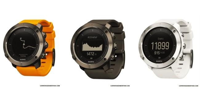 Reloj Carrera Montana
