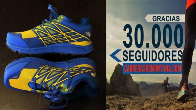 30k followers TNF Ultra endurance