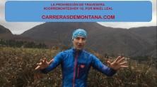 Carreras de montaña y medio ambiente - La prohibición de Travesera Corremonteshoy 18 caratula
