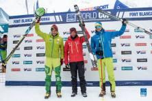 kilian jornet podio fontblanca individual foto ismf skimo 2