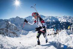 mireia miro esqui de montaña mundial verbier 2015 fotos ismf skimo