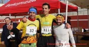 Trail El Serrucho 201618