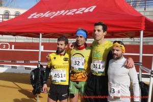Trail El Serrucho 201619