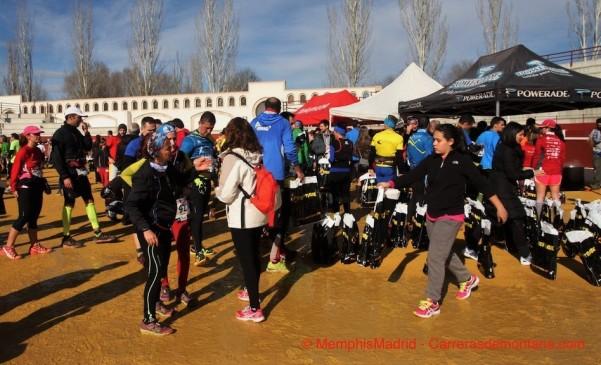 Trail El Serrucho 201639