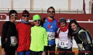 Trail El Serrucho 201650