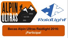 Becas Alpinultras Raidlight Convocatoria