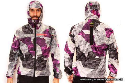 Adidas Terrex Agravic windshield jacket 2016.
