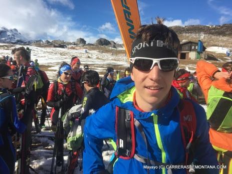 esqui de montaña copa españa fedme 2016 candanchu arnau cases