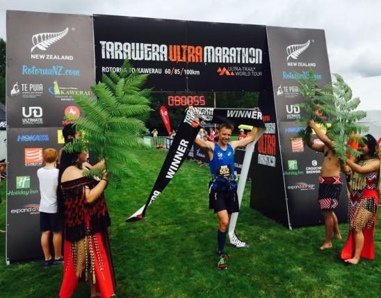 Tarawera Ultramarathon 2016 winners jonas buud mini