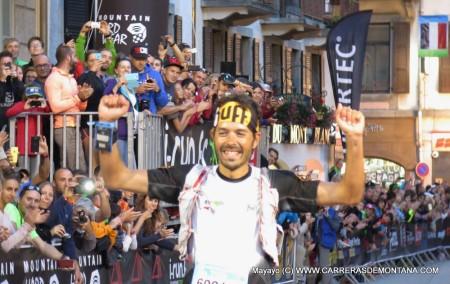 Pau Bartoló entra campeón TDS-2015. Foto: Mayayo.