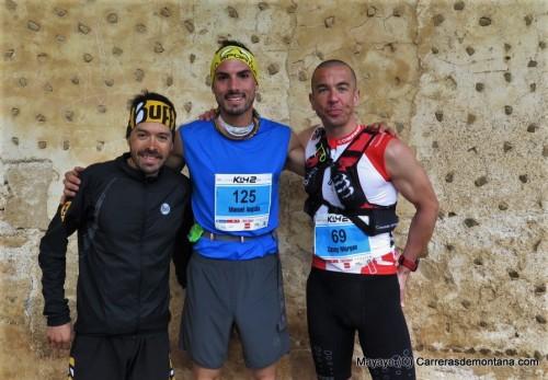 k42 Mallorca: Pau Bartoló. Manuel Anguita y Casey Morgan.