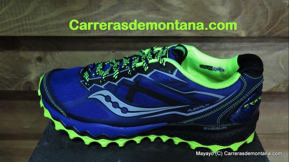 zapatillas trail saucony