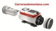 Tomtom bandit action camera caratula