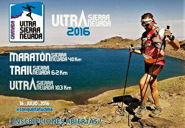 Ultra Sierra Nevada 2016 Pantallazo