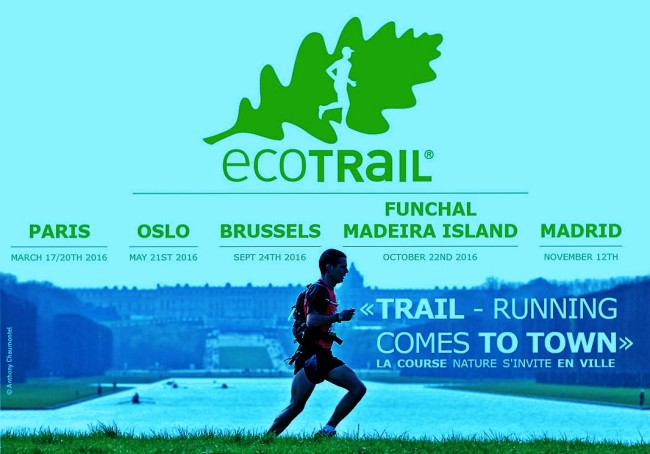 Ecotrail Madrid: La quinta gran prueba internacional.