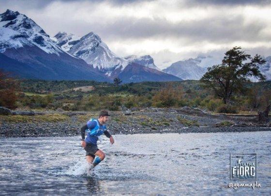 Patagonia: Belleza y dureza del paisaje glaciar. Foto: Ultrafiord.