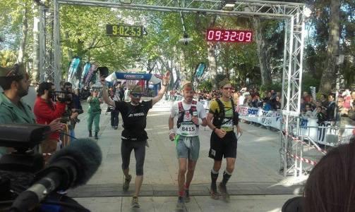 101 kms ronda campeon miquel capo, jaime calleja y castaño